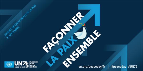 faconner la paix ensemble