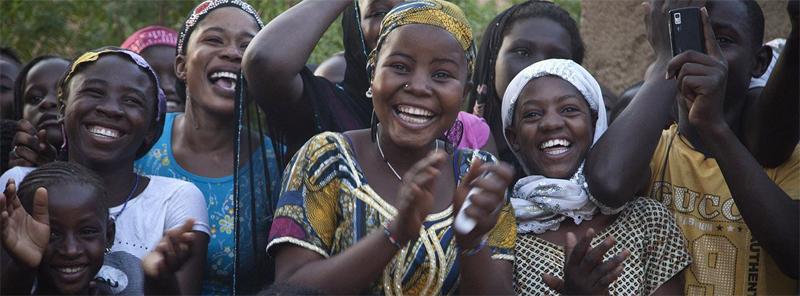 theatre pour la paix, Mali 2014